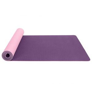 Double Layer Tpe Yoga Mat