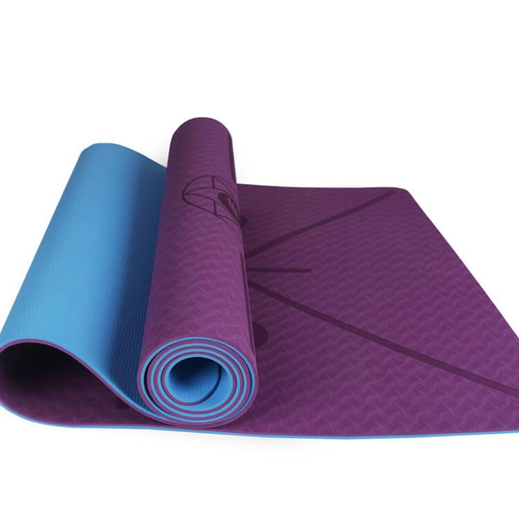 Printed Yoga Mat Featured Image