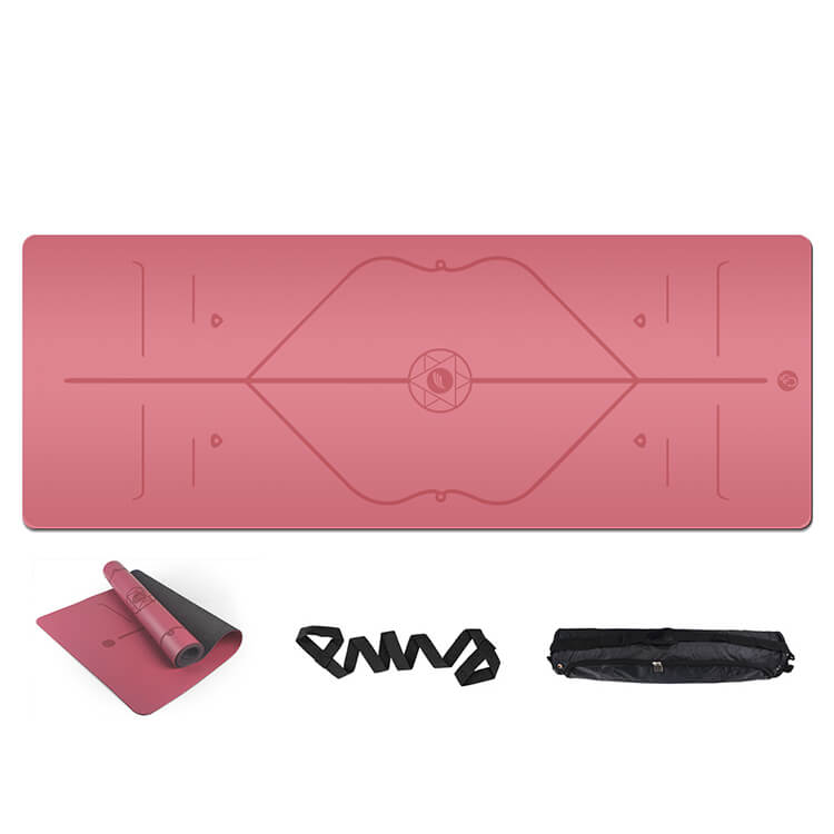 Yoga Mat With Carrying Strap Featured Image