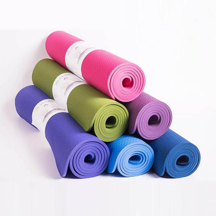 Tpe Yoga Mats Featured Image
