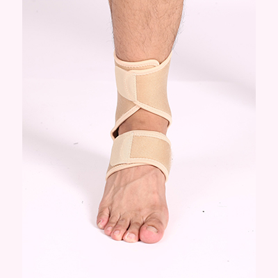 Double pressure ankle support Featured Image