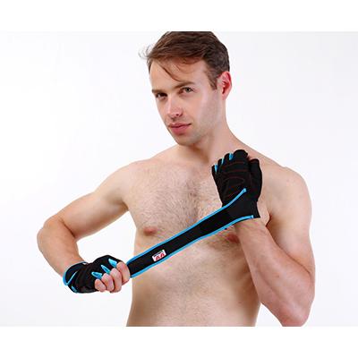 Wrist strap gloves Featured Image