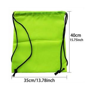 drawstring backpack bag