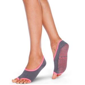 toeless grip socks
