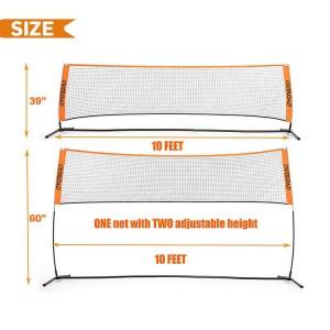 Badminton nets Portable
