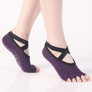 socks for yoga