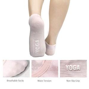 yoga socks with grips