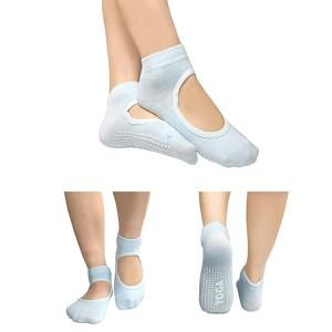 fancy yoga socks