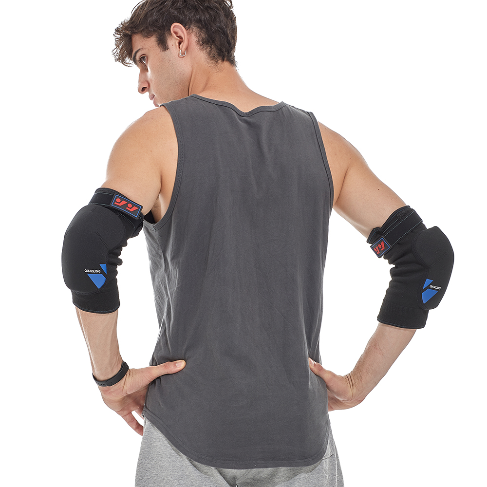 Cycling elbow pad