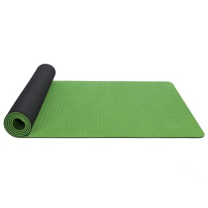 Custom Printed Tpe Eco Yoga Mats
