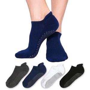 terry yoga socks