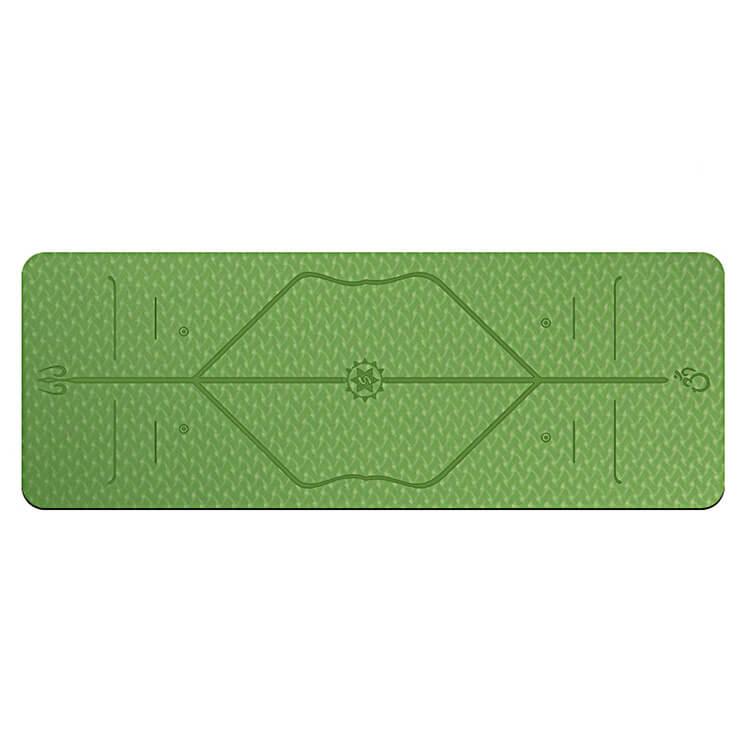 Folding Yoga Mat Featured Image